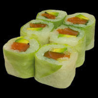 Spring Roll Saumon